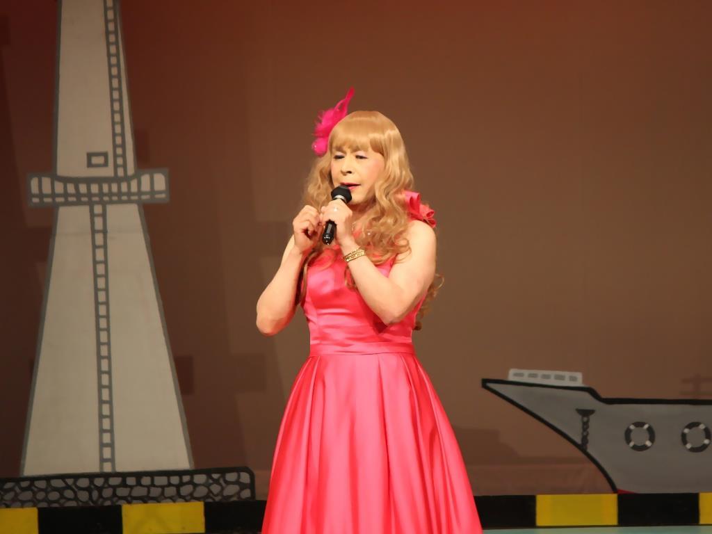 フクシアドレス舞台A(9)