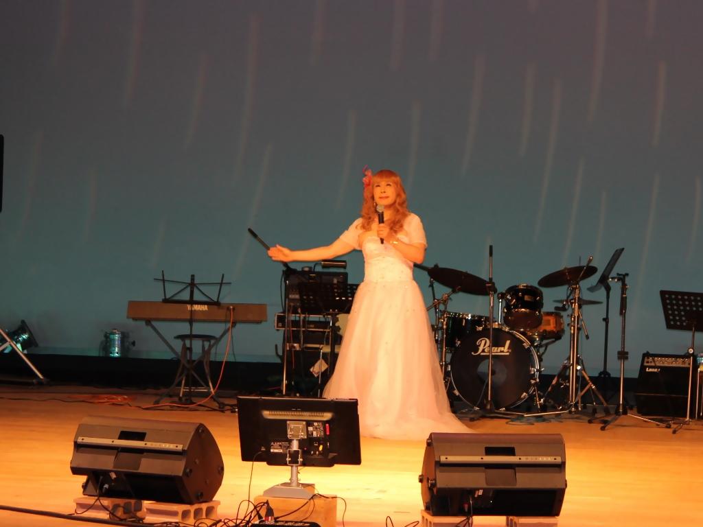 ピンクドレス舞台A(1)