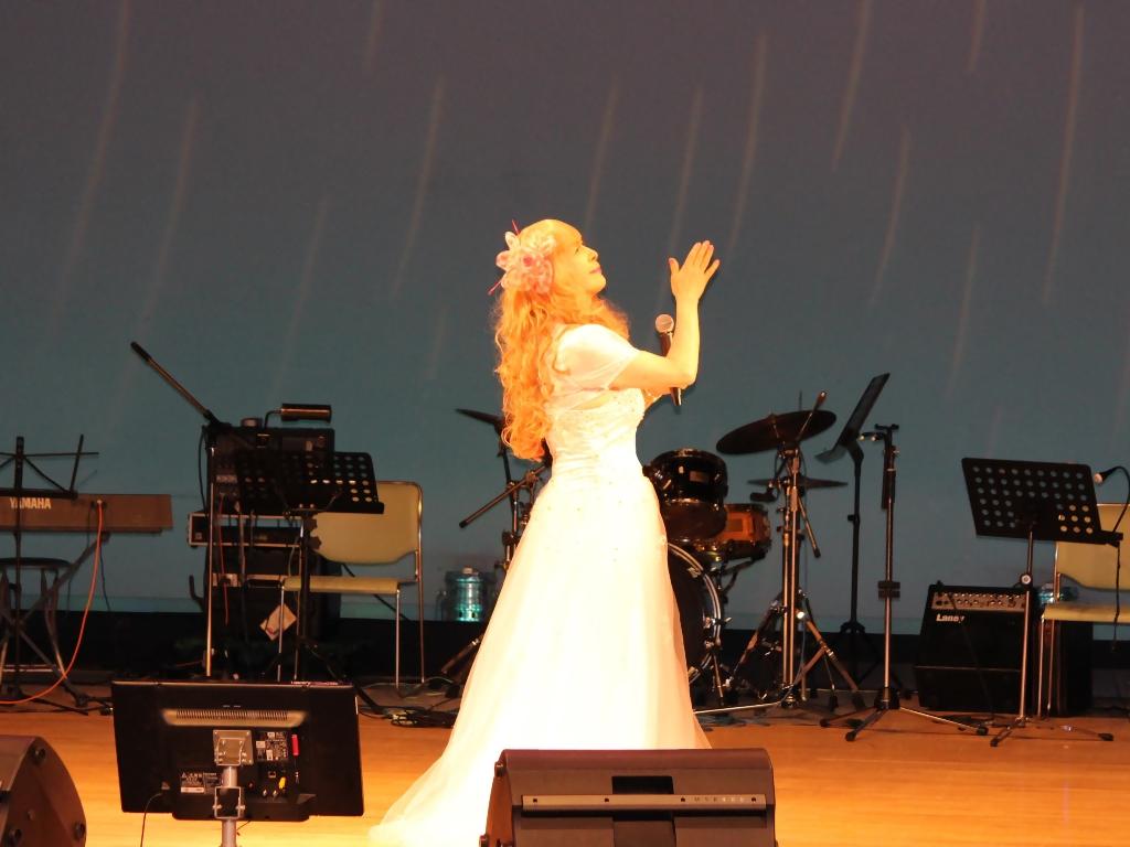 ピンクドレス舞台A(3)