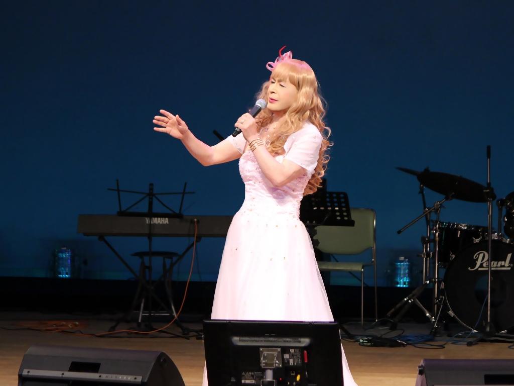 ピンクドレス舞台A(4)