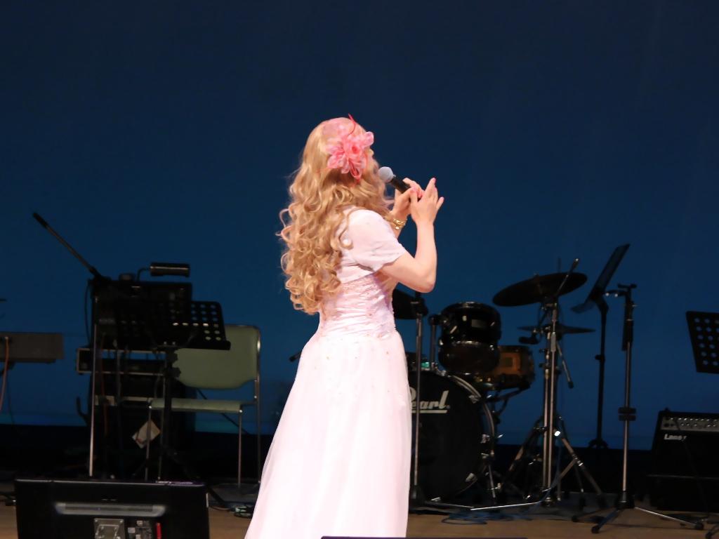 ピンクドレス舞台A(5)
