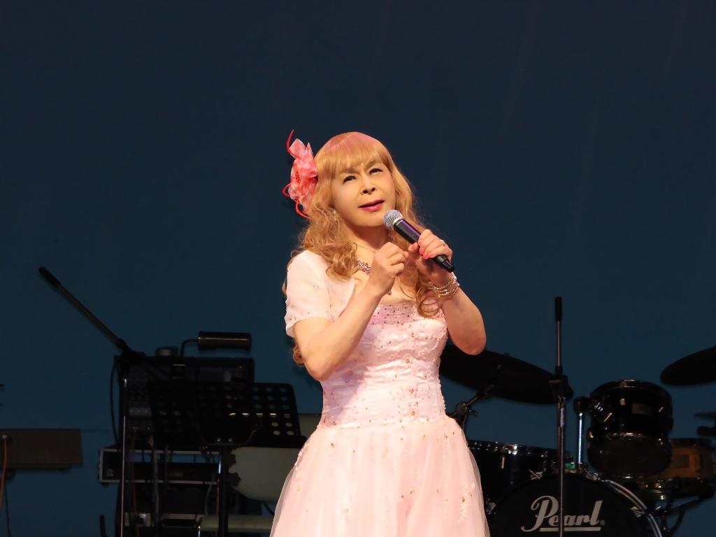 ピンクドレス舞台A(6)