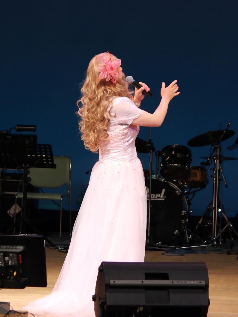 ピンクドレス舞台B(3)