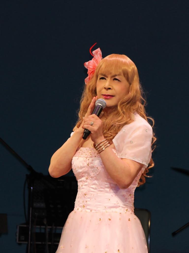 ピンクドレス舞台B(4)