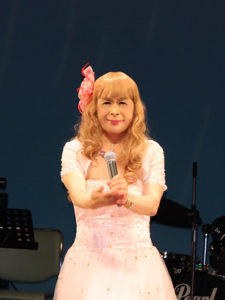 ピンクドレス舞台B(5)