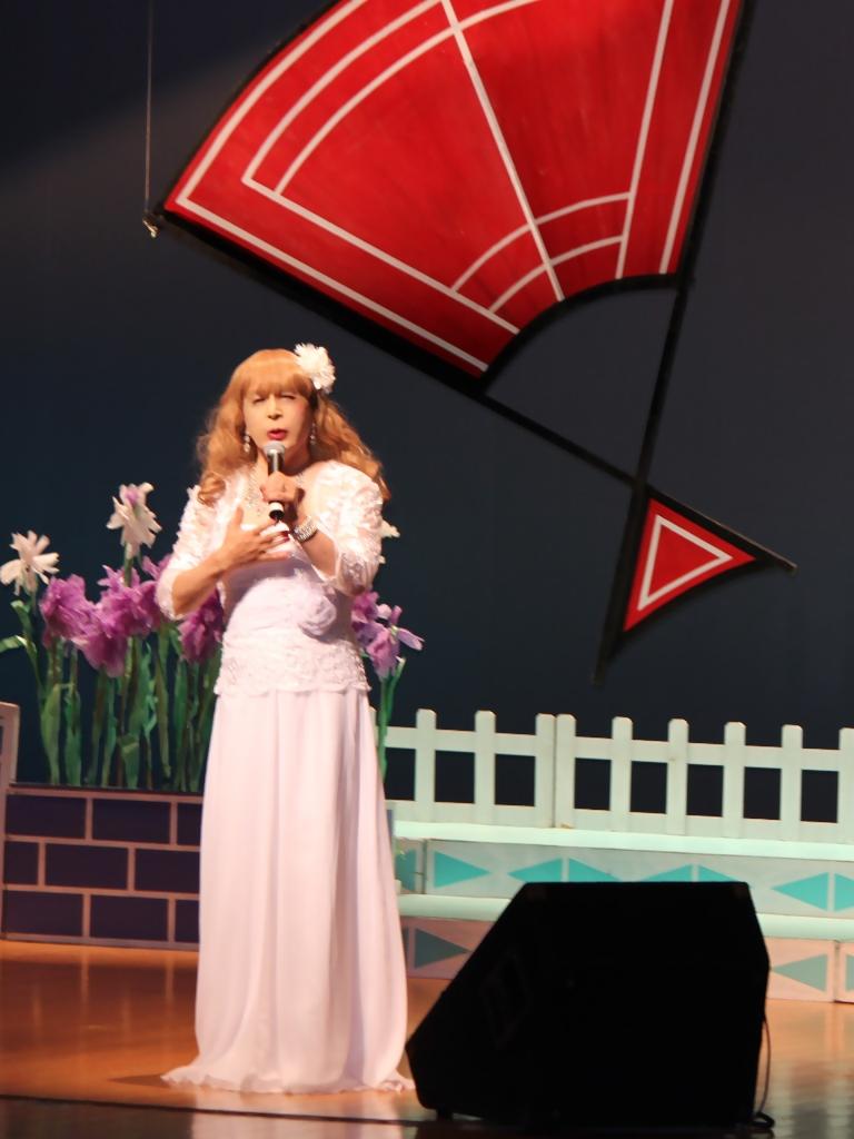 ホワイトドレス舞台(5)