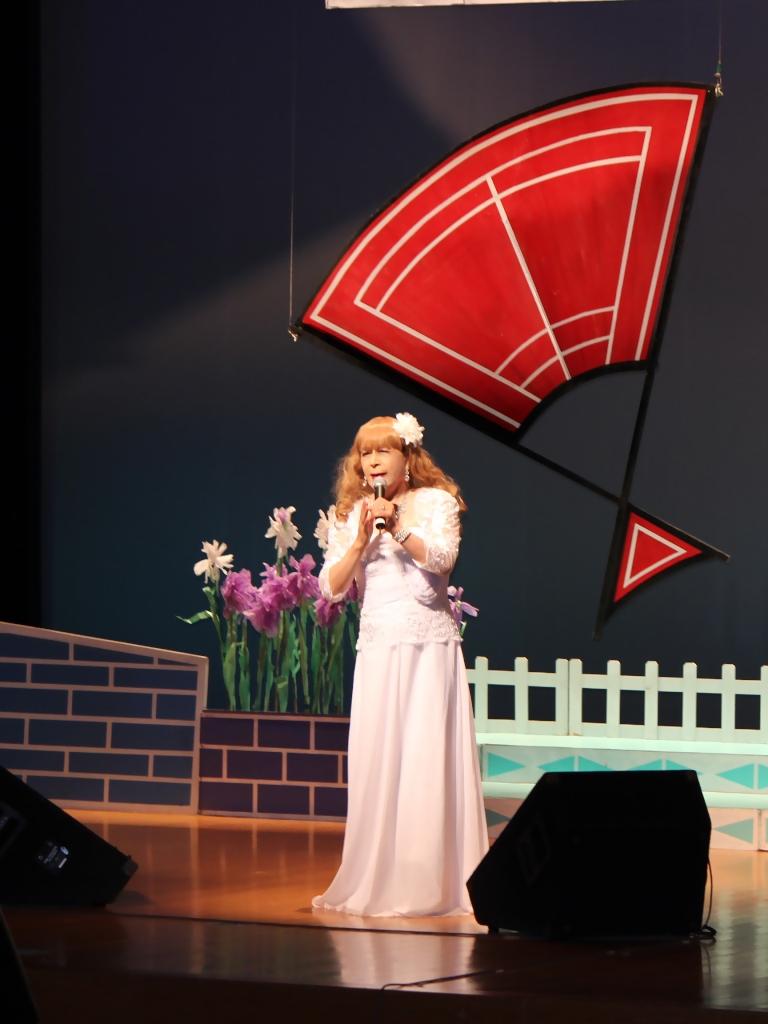 ホワイトドレス舞台(6)