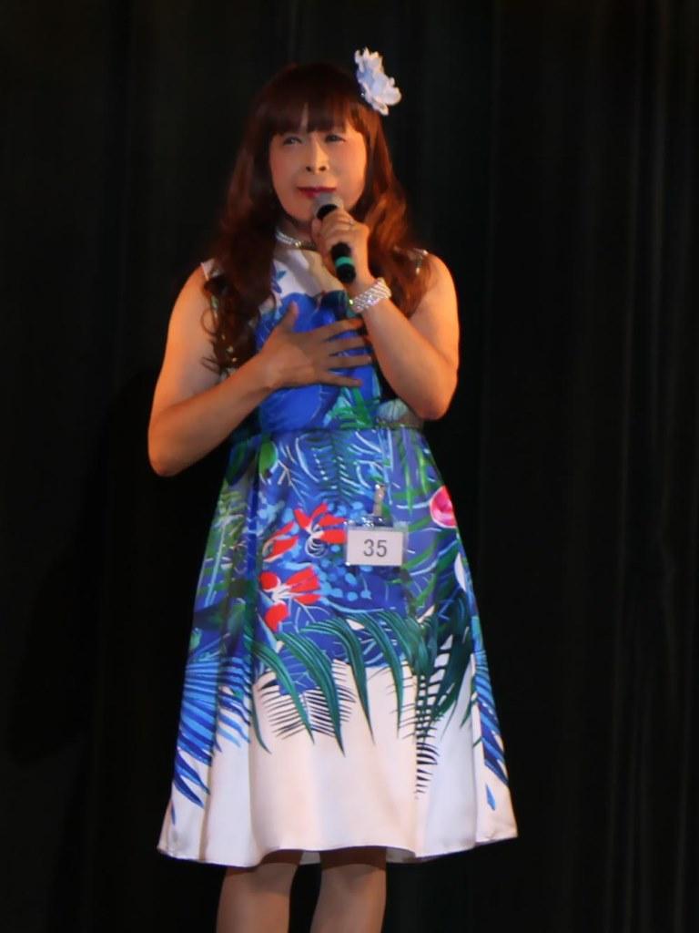 青色のワンピ舞台(8)