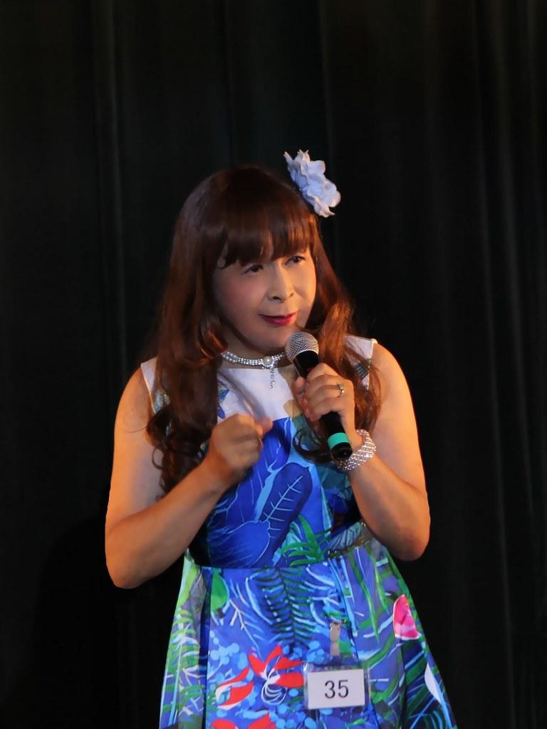 青色のワンピ舞台(9)