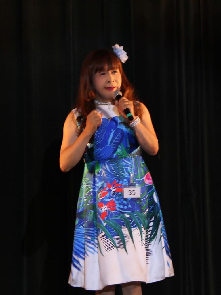 青色のワンピ舞台(10)