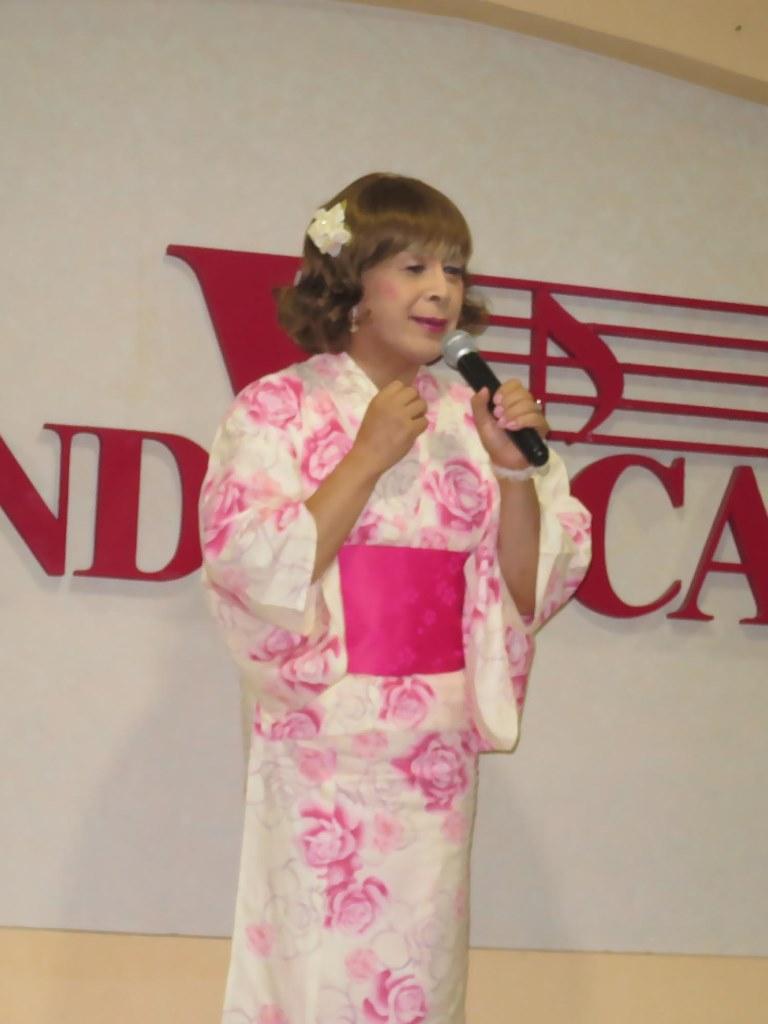 ピンク浴衣カラオケB(4)