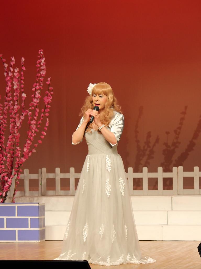 グレードレス舞台(1)