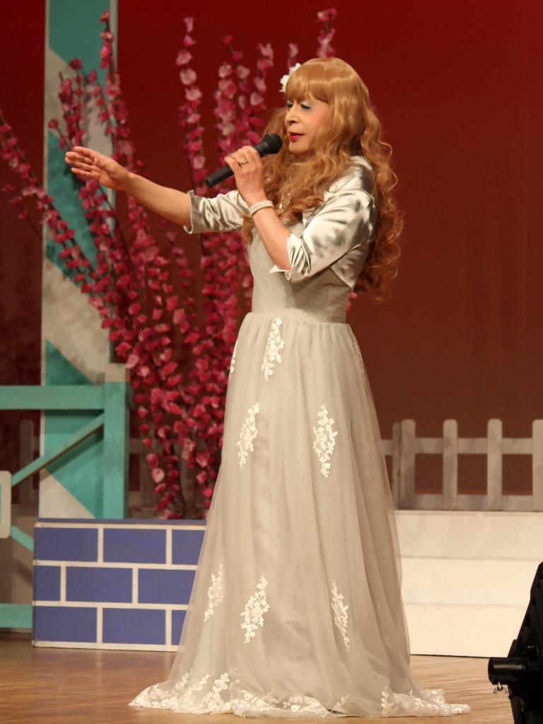 グレードレス舞台(3)