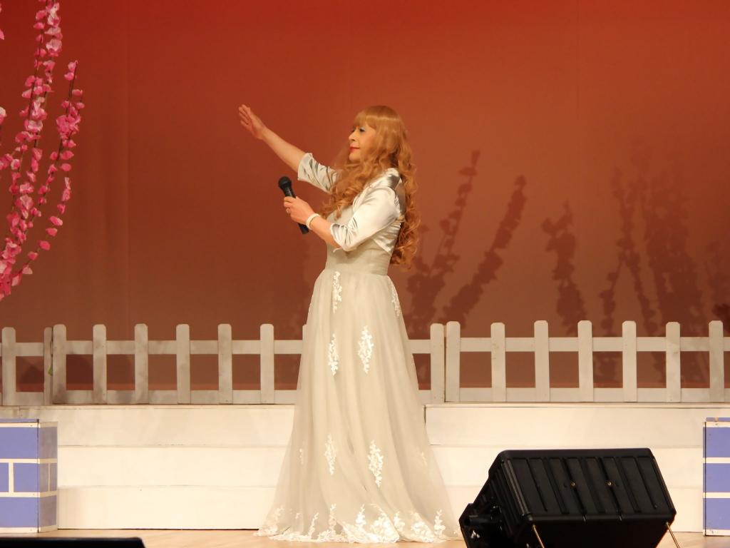 グレードレス舞台(9)
