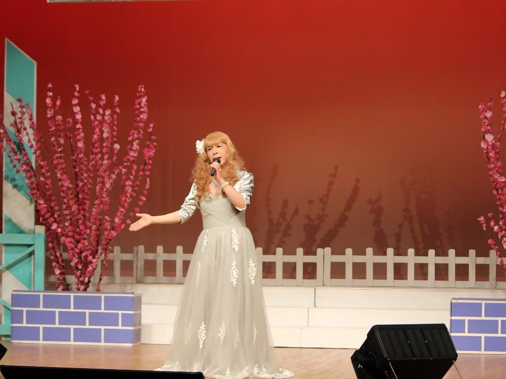 グレードレス舞台(8)