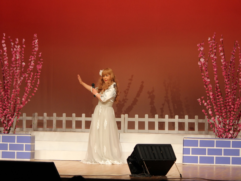 グレードレス舞台(10)