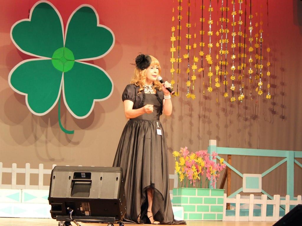 黒ドレス舞台A(2)