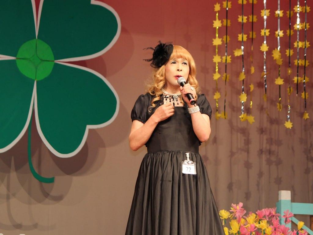 黒ドレス舞台A(3)