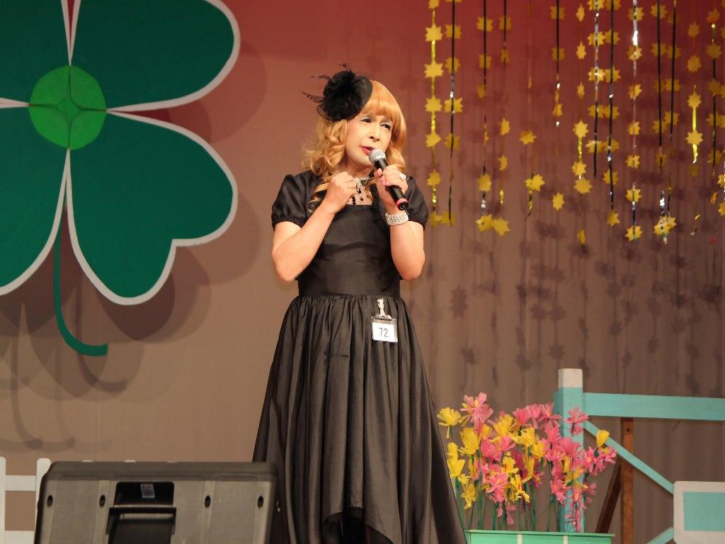 黒ドレス舞台A(4)