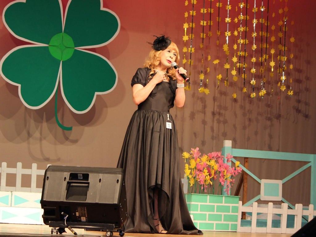 黒ドレス舞台A(5)