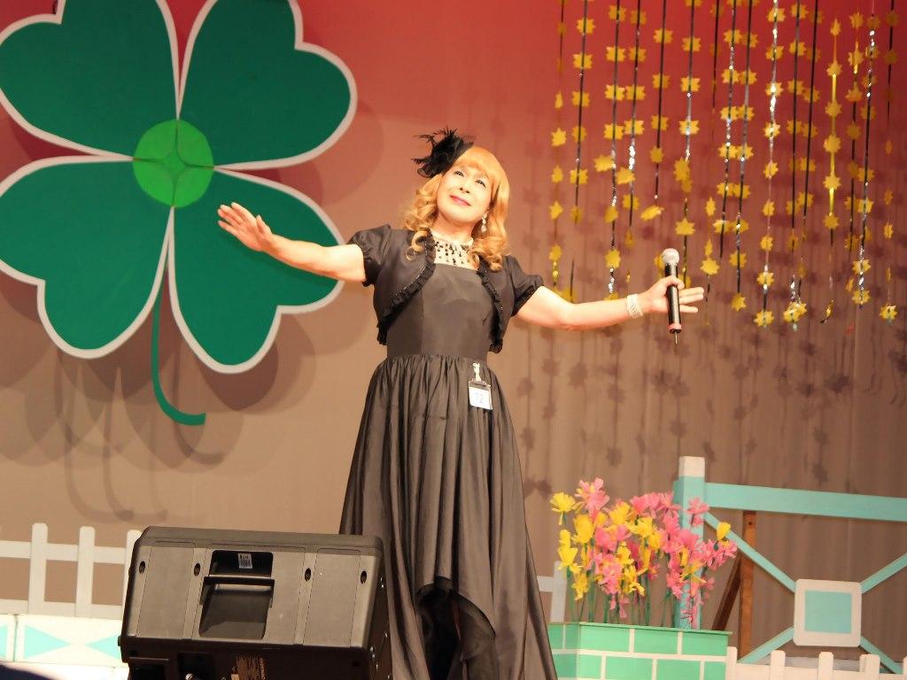 黒ドレス舞台B(1)