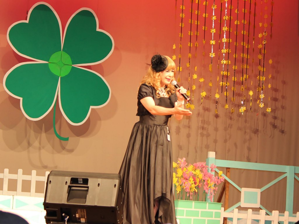黒ドレス舞台B(2)