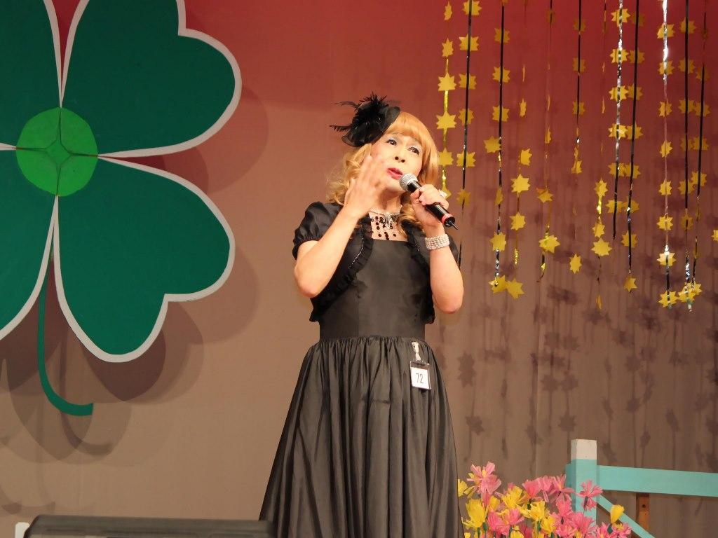 黒ドレス舞台B(3)