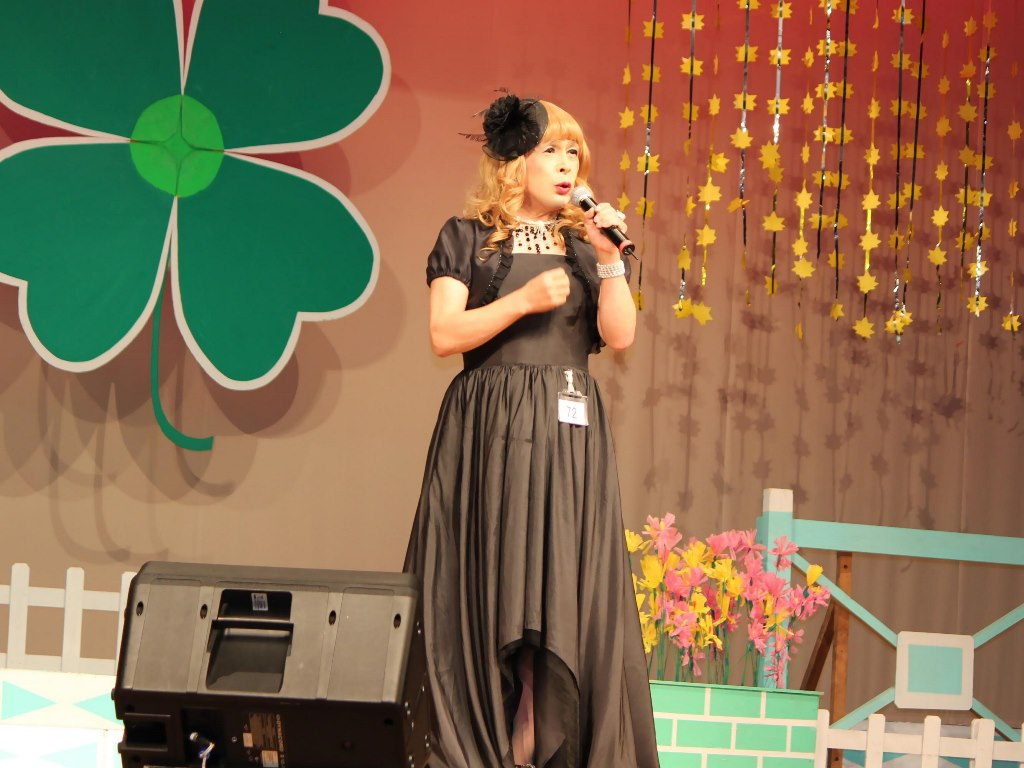 黒ドレス舞台B(6)