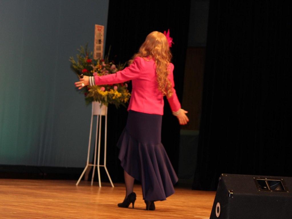 ピンクジャケットマーメイドスカート舞台A(10)