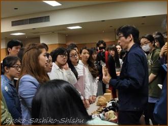 20160521  学生  2  文楽人形