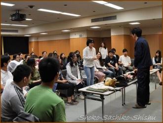20160521  学生  4  文楽人形