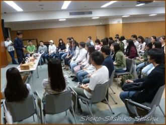 20160521  学生  5  文楽人形