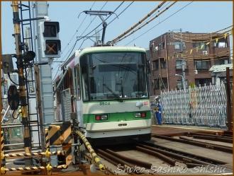 20160523  車両 2  バラ号・荒川線