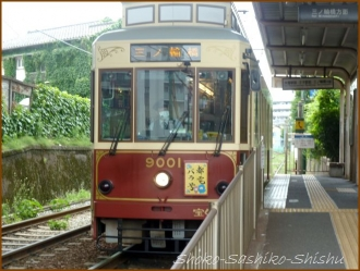 20160523  車両 4  バラ号・荒川線