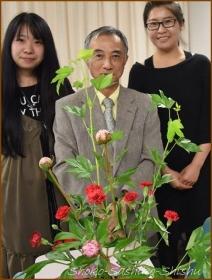 20160608  賞  1  生け花