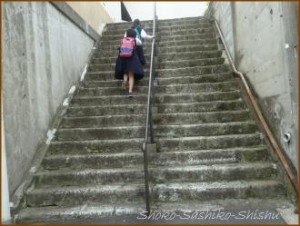 20160623  その後 1  古い階段