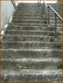 20160623  その後 2  古い階段