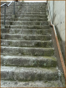 20160623  その後 3  古い階段