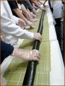20160630  巻く  6  寿司
