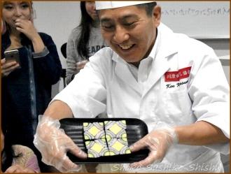 20160630  飾り寿司  4  寿司