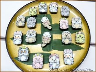 20160630  飾り寿司  7  寿司
