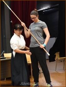 20160725  構え方  2  薙刀