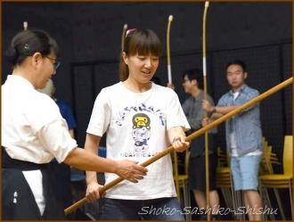 20160725  構え方  3  薙刀
