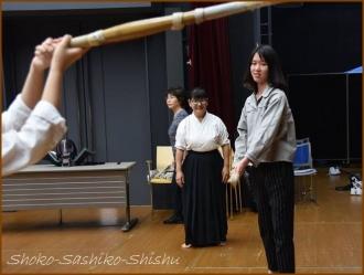 20160725  打ち込み 5  薙刀