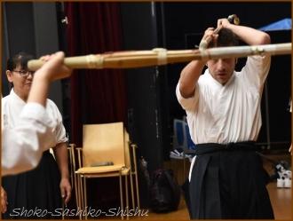 20160725  打ち込み 6  薙刀