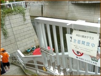 20160729  テラス  4  神田川