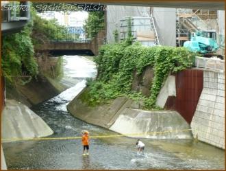 20160729  子供  1  神田川