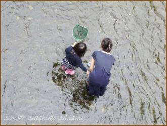 20160729  子供  5  神田川