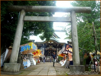 20160828 境内  3   諏訪神社