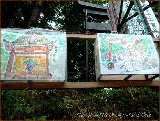 20160828 通り  4   諏訪神社